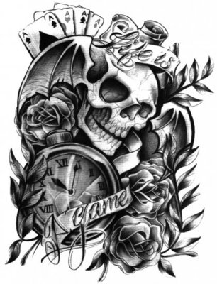 Tatuering Life is a game